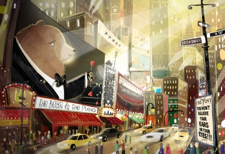 celebrate-picture-books-picture-book-review-bear-in-big-city