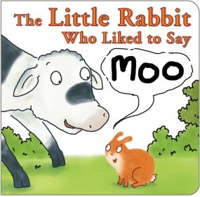 celebrate-picture-books-picture-book-review-the-little-rabbit-who-liked-to-say-moo-cover