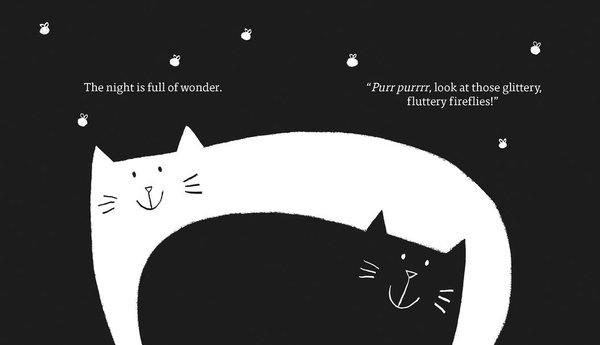 celebrate-picture-books-picture-book-review-black-cat-white-cat-together