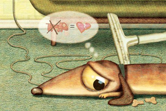 celebrate-picture-books-picture-book-review-bug-in-a-vacuum-sad-dog