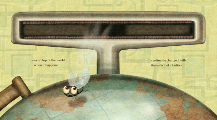 celebrate-picture-books-picture-book-review-bug-in-a-vacuum-on-top-of-the-world
