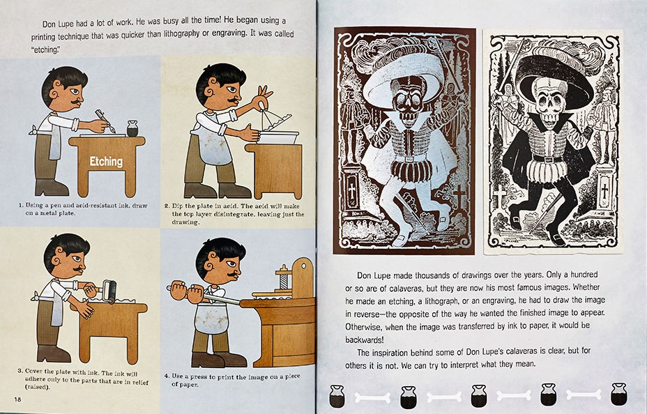 celebrate-picture-books-picture-book-review-funny-bones-posada-and-his-day-of-the-dead-calaveras-etching