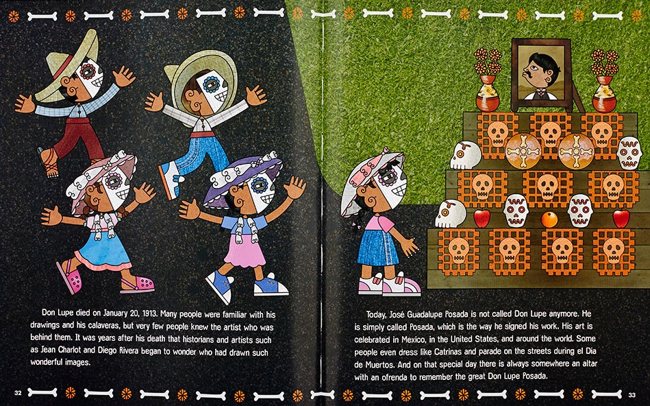 celebrate-picture-books-picture-book-review-funny-bones-posada-and-his-day-of-the-dead-calaveras-today