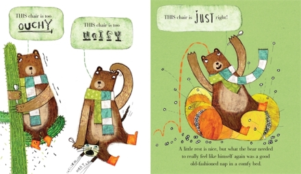 celebrate-picture-books-picture-book-review-goldilocks-and-just-one-bear-chair