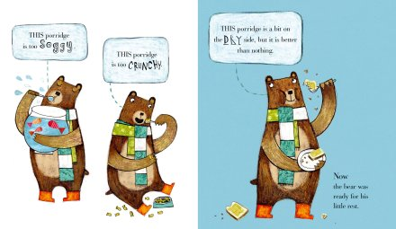celebrate-picture-books-picture-book-review-goldilocks-and-just-one-bear-porridge