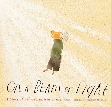 celebrate-picture-books-picture-book-review-on-a-beam-of-light-cover