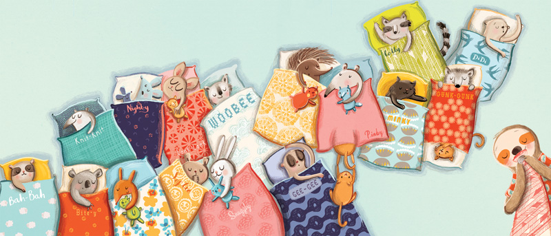 celebrate-picture-books-picture-book-review-snoozefest-sleeping-bags