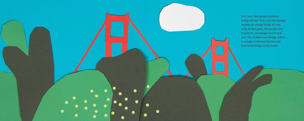 celebrate-picture-books-picture-book-review-this-bridge-will-not-be-gray-golden-gate-bridge