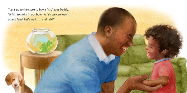 celebrate-picture-books-picture-book-review-a-fish-to-feed-dad-and-child