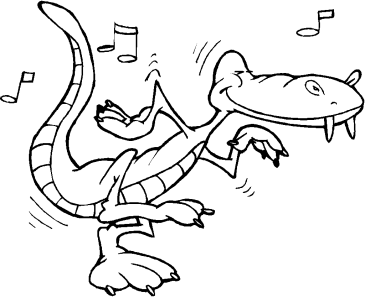 celebrate-picture-books-picture-book-review-dancing-alligator-coloring-page