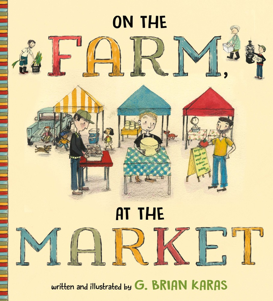 celebrate-picture-books-picture-book-review-on-the-farm-at-the-market-cover