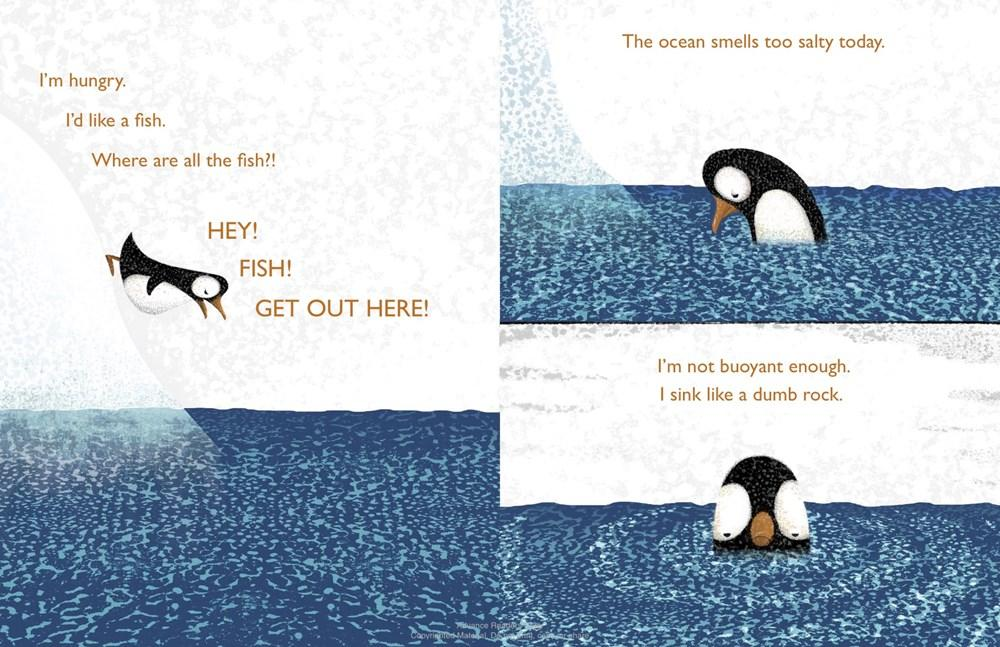 celebrate-picture-books-picture-book-review-penguin-problems-diving-into-ocean