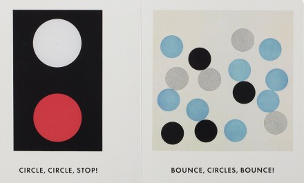 celebrate-picture-books-picture-book-review-squares-and-other-shapes-with-josef-albers-circle-circle-stop
