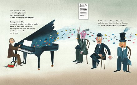 celebrate-picture-books-picture-book-review-strange-mr-satie-listeners