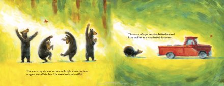 celebrate=picture-books=picture-book-review-the-bear-ate-your-sandwich-morning-exercises
