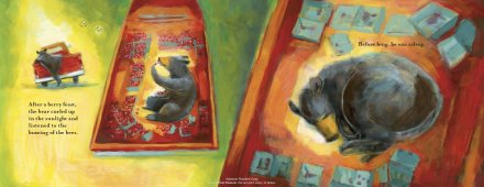 celebrate=picture-books=picture-book-review-the-bear-ate-your-sandwich-eating-berries