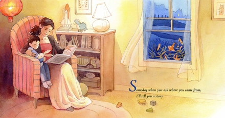 celebrate-picture-books-picture-book-review-the-story-I'll-tell-someday