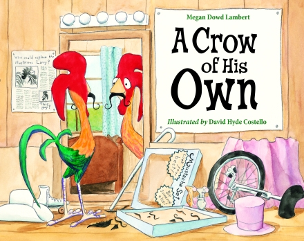 celebrate-picture-books-picture-book-review-a-crow-of-his-own-cover