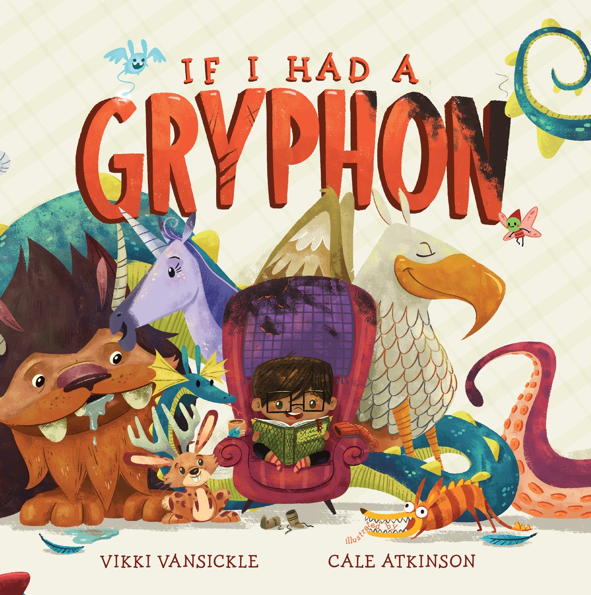 celebrate-picture-books-picture-book-review-if-I-had-a-gryphon-cover