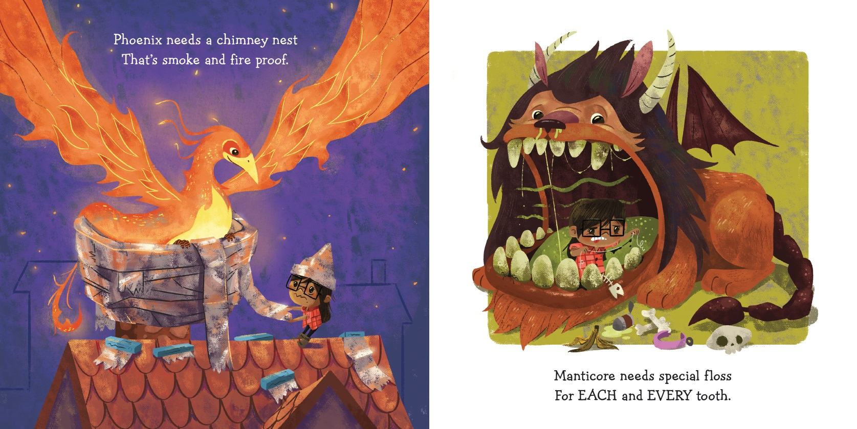 celebrate-picture-books-picture-book-review-if-I-had-a-gryphon-phoenix