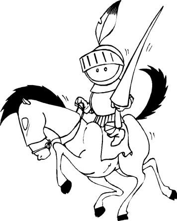 celebrate-picture-books-picture-book-review-knight-coloring-page