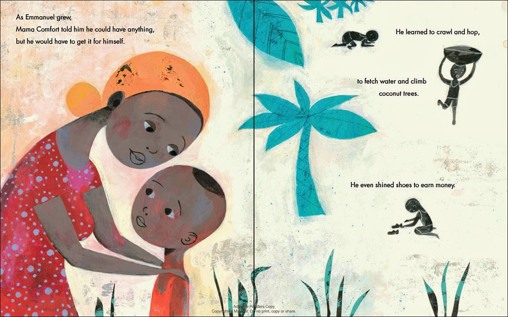 celebrate-picture-books-picture-book-review-emmanuel's-dream-growing-up
