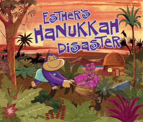 celebrate-picture-books-picture-book-review-esther's-hanukkah-disaster-cover