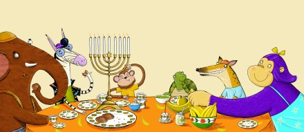 celebrate-picture-books-picture-book-review-esther's-hanukkah-disaster-dinner