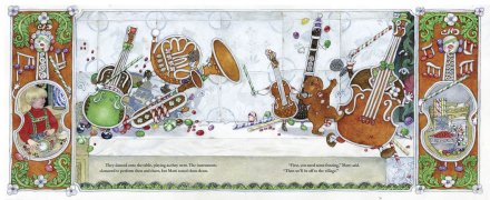 celebrate-picture-books-picture-book-review-gingerbread-christmas-decorated-cookies