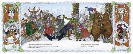 celebrate-picture-books-picture-book-review-gingerbread-christmas-dancing
