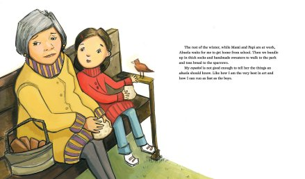 celebrate-picture-books-picture-book-review-mango-abuela-and-me-language-barrier