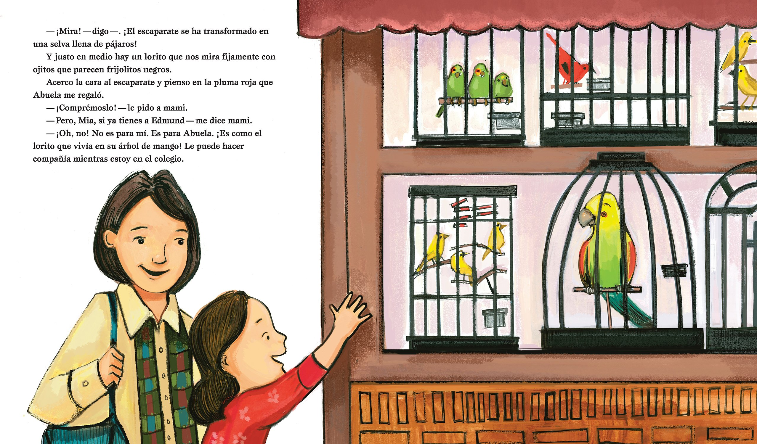 celebrate-picture-books-picture-book-review-mango-abuela-and-me-pet-store