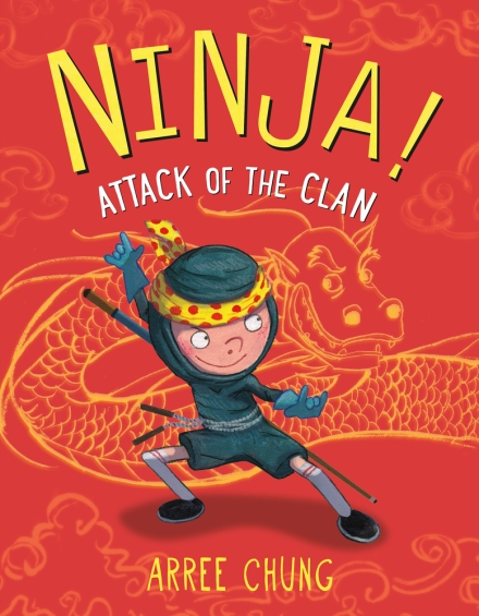 celebrate-picture-books-picture-book-review-ninja-attack-of-the-clan-cover