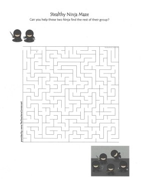 celebrate-picture-books-picture-book-review-stealthy-ninja-maze