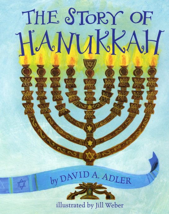 celebrate-picture-books-picture-book-review-story-of-hanukkah-cover