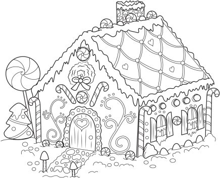 celebrate-picture-books-picture-book-review-gingerbread-house-coloring-page