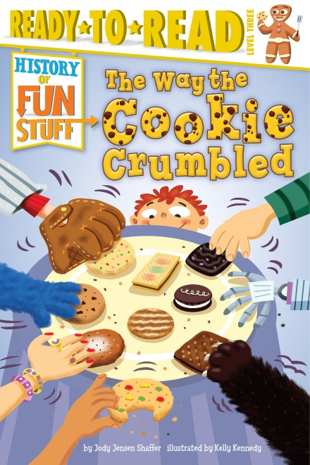 celebrate-picture-books-picture-book-review-the-way-the-cookie-crumbled-cover