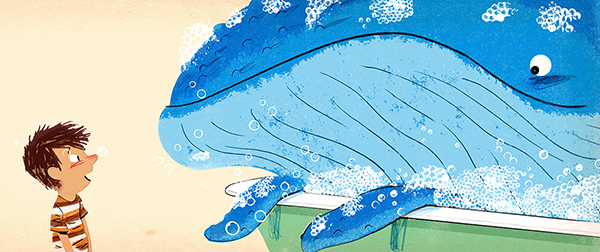 celebrate-picture-books-picture-book-review-a-whale-in-the-bathtub-bruno-meets-the-whale