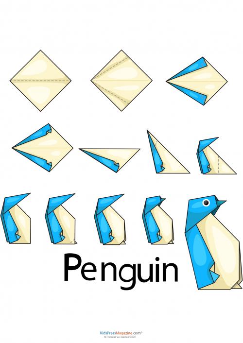 celebrate-picture-books-picture-book-review-origami-penguin-template