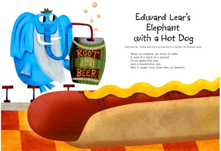 celebrate-picture-books-picture-book-review-edgar-allan-poe's-apple-pie-hotdog