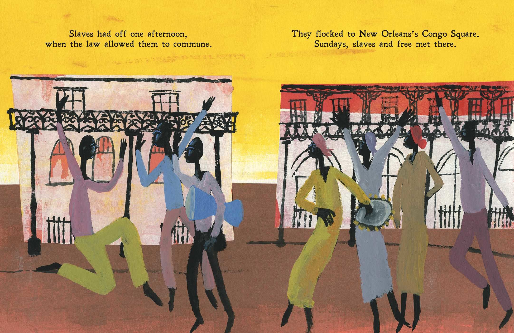 celebrate-picture-books-picture-book-review-freedom-in-congo-square-sunday
