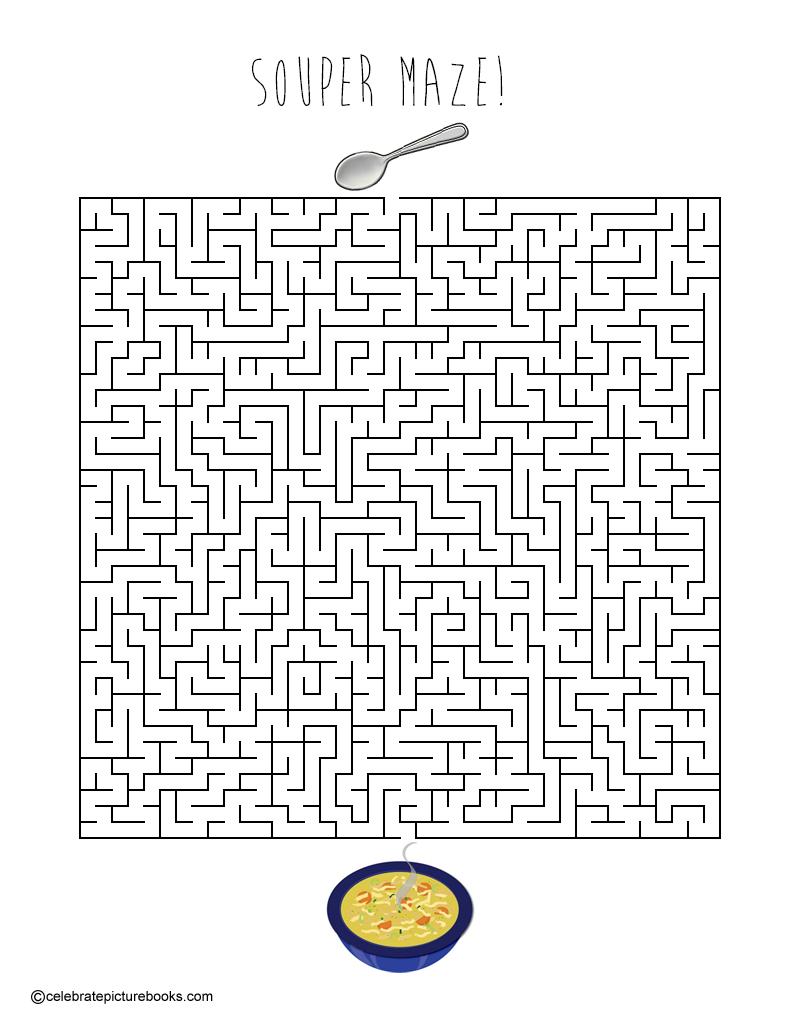 celebrate-picture-books-picture-book-review-souper-maze