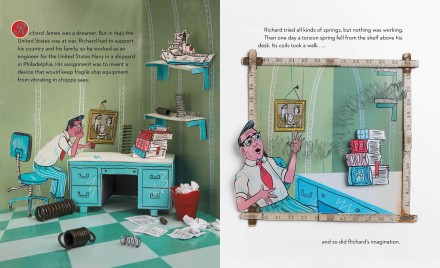 celebrate-picture-books-picture-book-review-the-marvelous-thing-that-came-from-a-spring-spring-walks-spring-falls-off-shelf