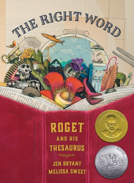 celebrate-picture-books-picture-book-review-the-right-word-roget-cover