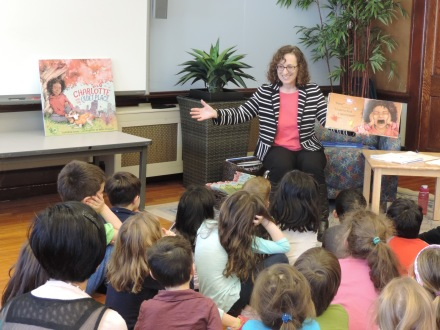 celebrate-picture-books-picture-book-review-author-deborah-sosin-visits-Newton-Monetssori-School