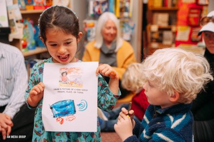 celebrate-picture-books-picture-book-review-interview-with-deborah-sosin-debbie-at-The-Oblong-Bookstore-event