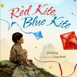 celebrate-picture-books-picture-book-review-red-kite-blue-kite-cover
