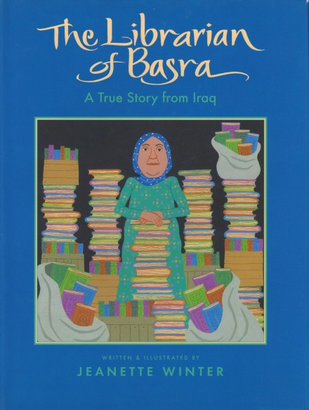 celebrate=picture-books-picture-book-review-the-librarian-of-basra-cover
