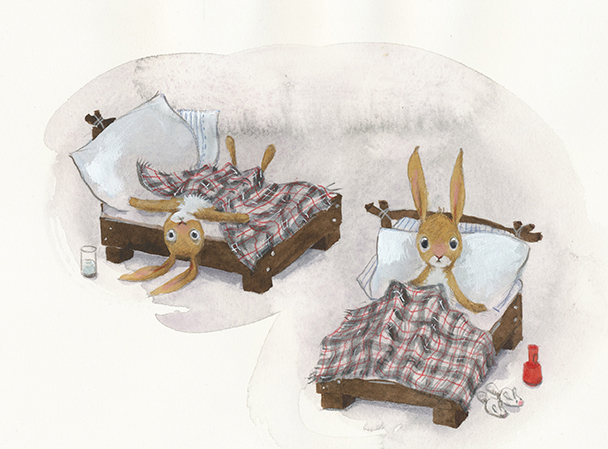 celebrate-picture-books-picture-book-review-bunny's-book-club-bunny-cant't-sleep