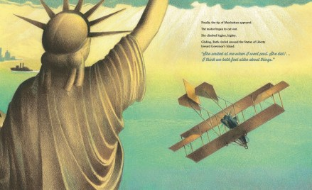 celebrate-picture-books-picture-book-review-fearless-flyer-statue-of-liberty